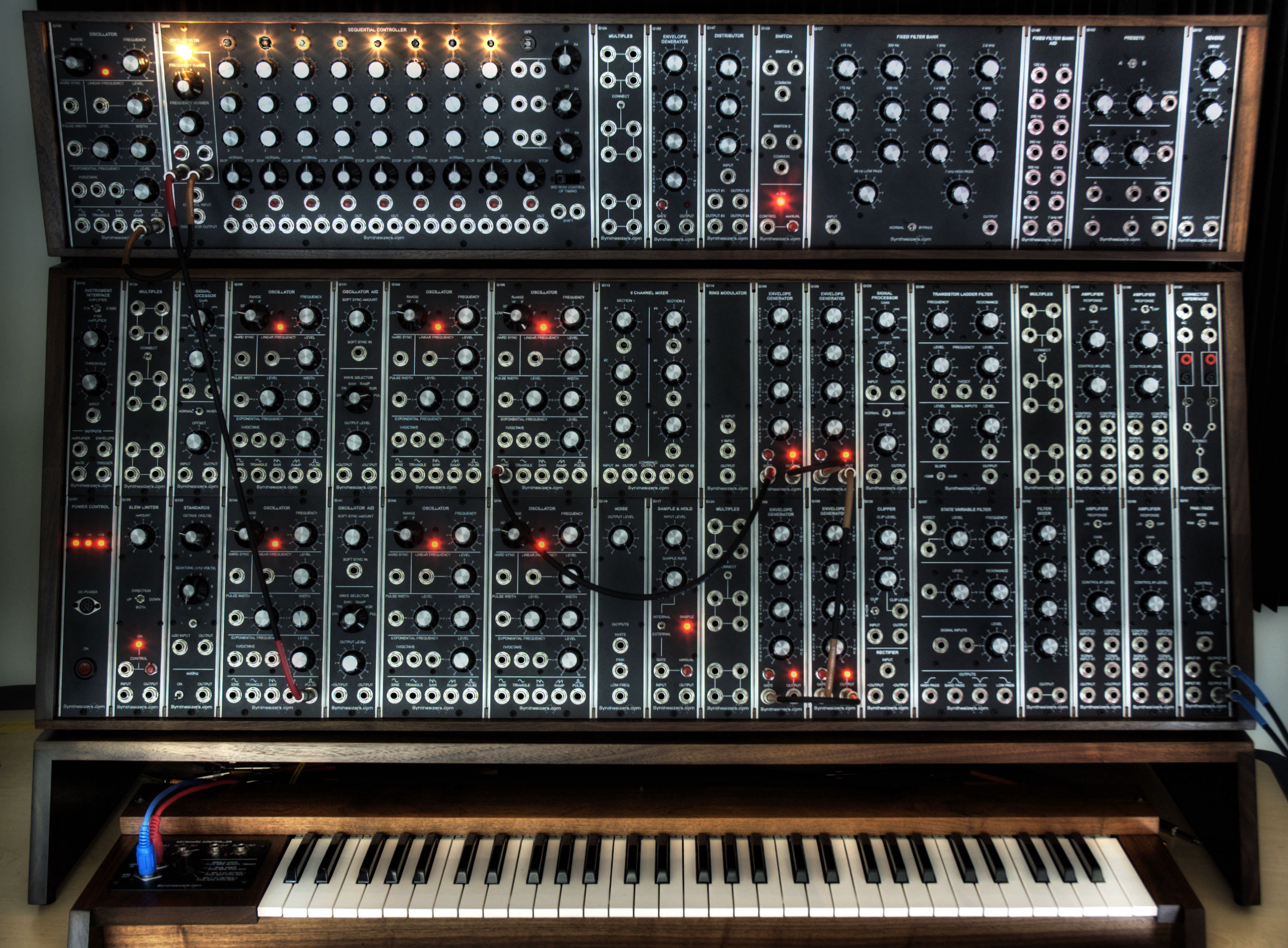 HD Quality Wallpaper | Collection: Music, 2682x1974 Synthesizer