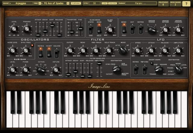 Synthesizer Backgrounds, Compatible - PC, Mobile, Gadgets| 640x441 px
