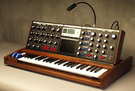 Synthesizer Pics, Music Collection
