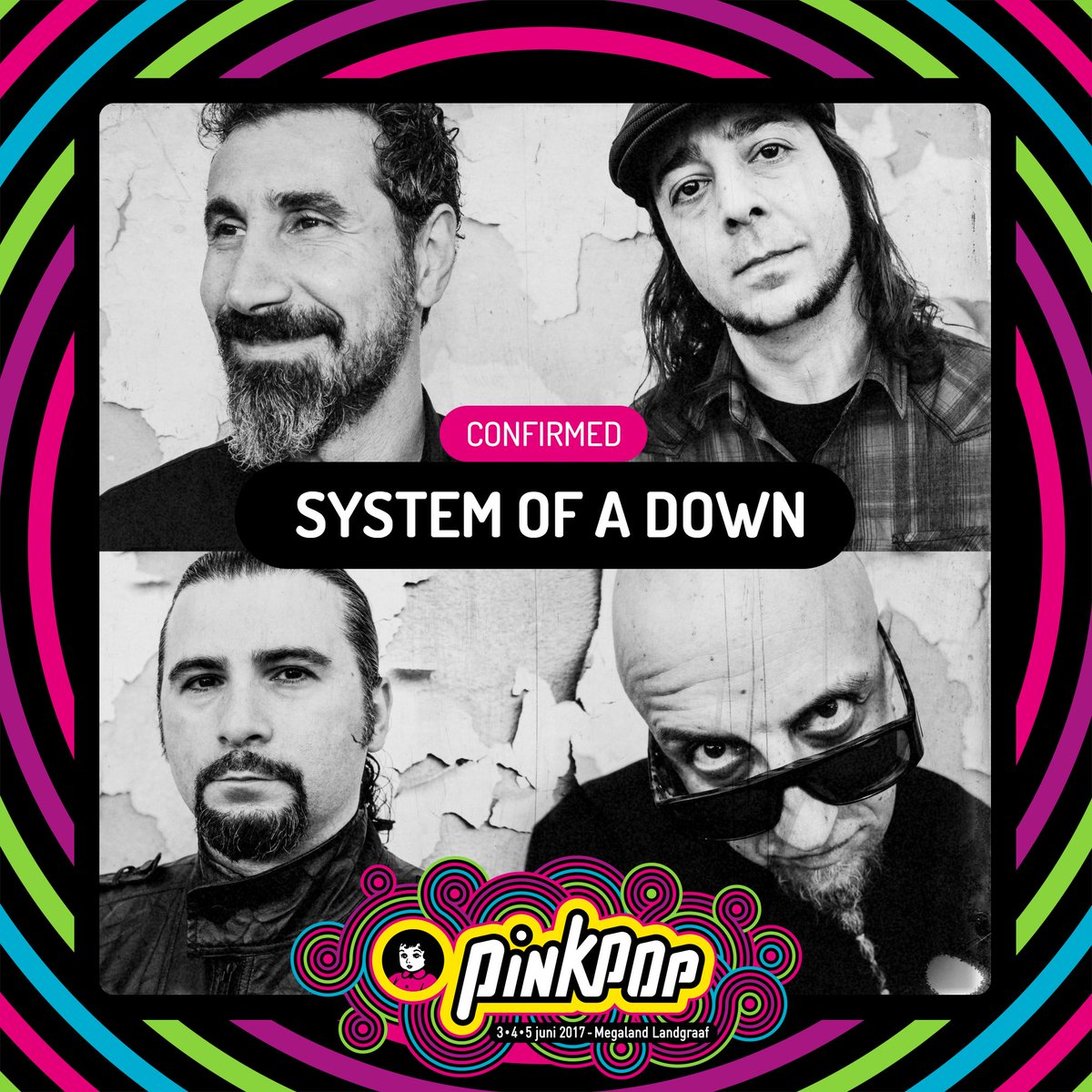 High Resolution Wallpaper | System Of A Down 1200x1200 px
