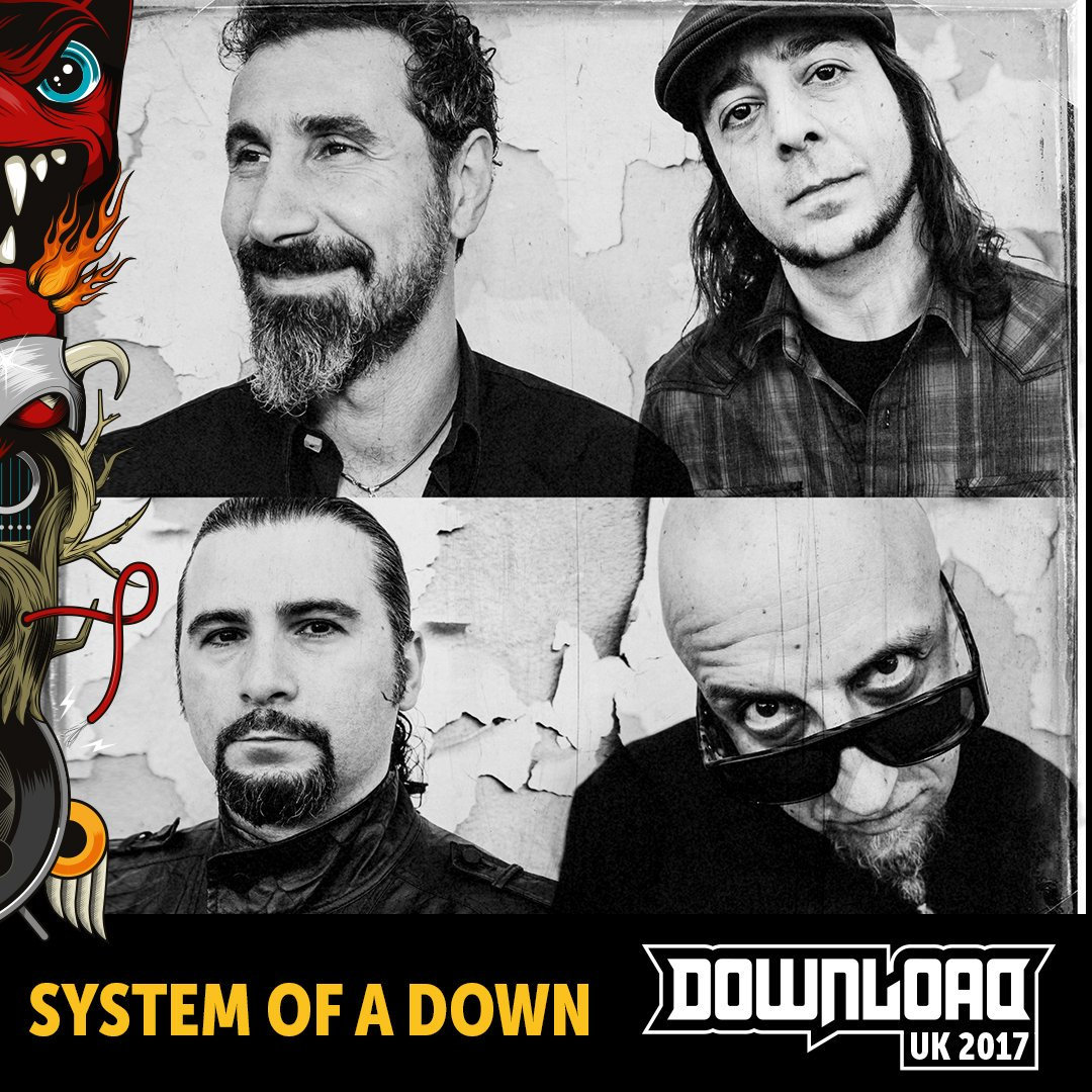 HQ System Of A Down Wallpapers | File 252.88Kb