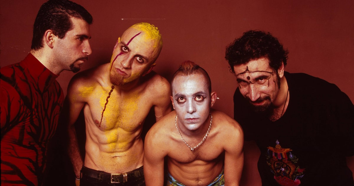 System Of A Down #13