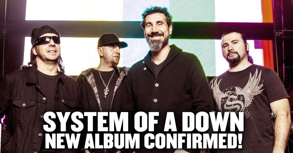 Nice Images Collection: System Of A Down Desktop Wallpapers