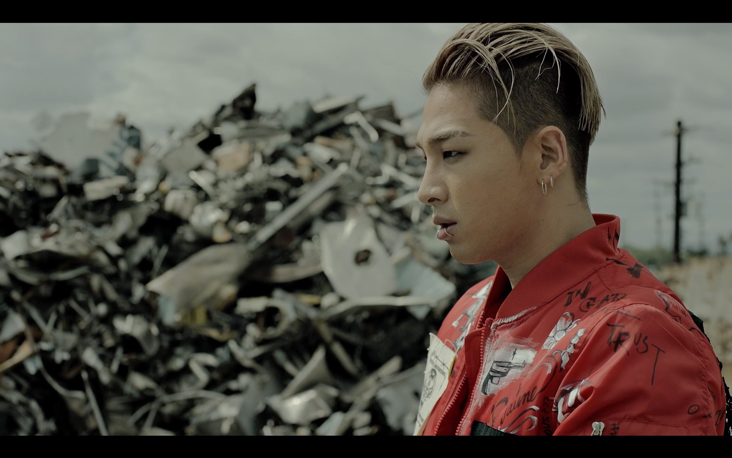 HD Quality Wallpaper | Collection: Music, 2560x1600 Taeyang