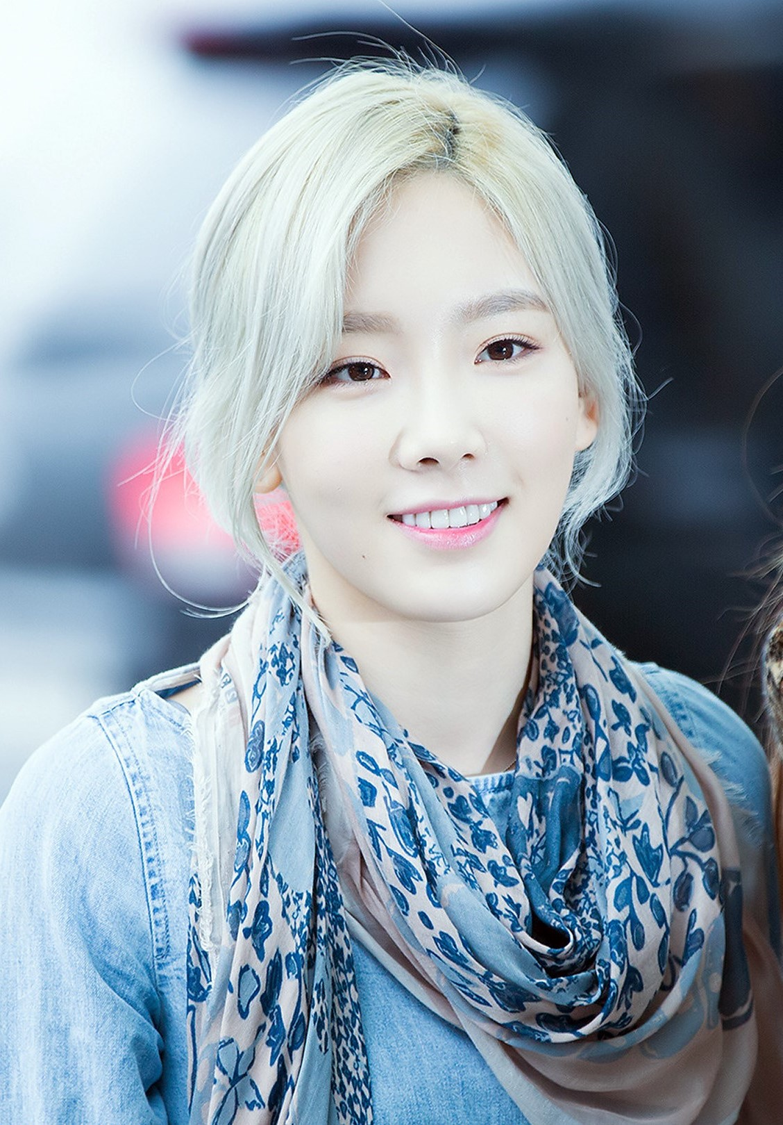 Nice Images Collection: Taeyeon Desktop Wallpapers