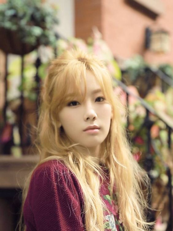Taeyeon Backgrounds, Compatible - PC, Mobile, Gadgets  564x752 px
