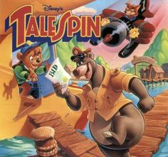 Amazing Tailspin Pictures & Backgrounds