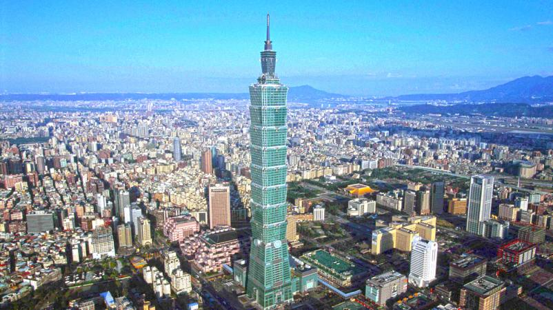 HD Quality Wallpaper | Collection: Man Made, 802x450 Taipei