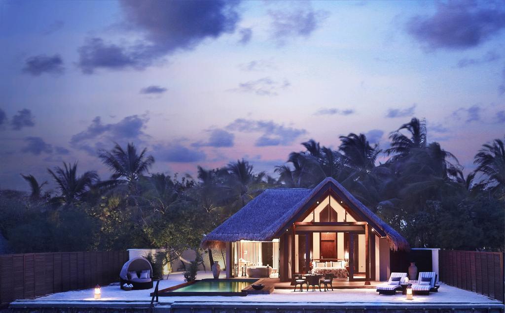 Taj Exotica Resort & Spa Pics, Man Made Collection