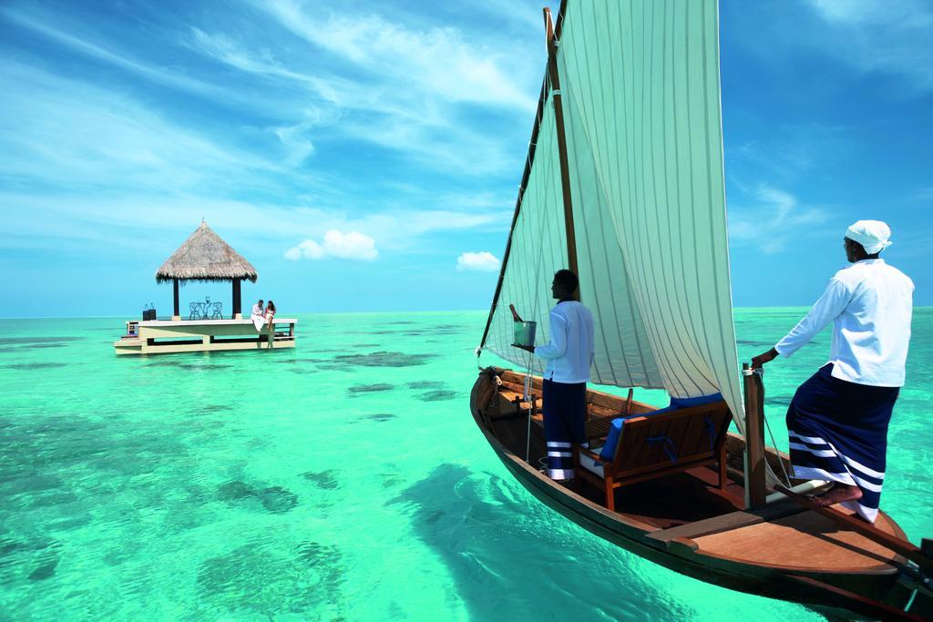 Taj Exotica Resort & Spa Backgrounds, Compatible - PC, Mobile, Gadgets| 1024x683 px