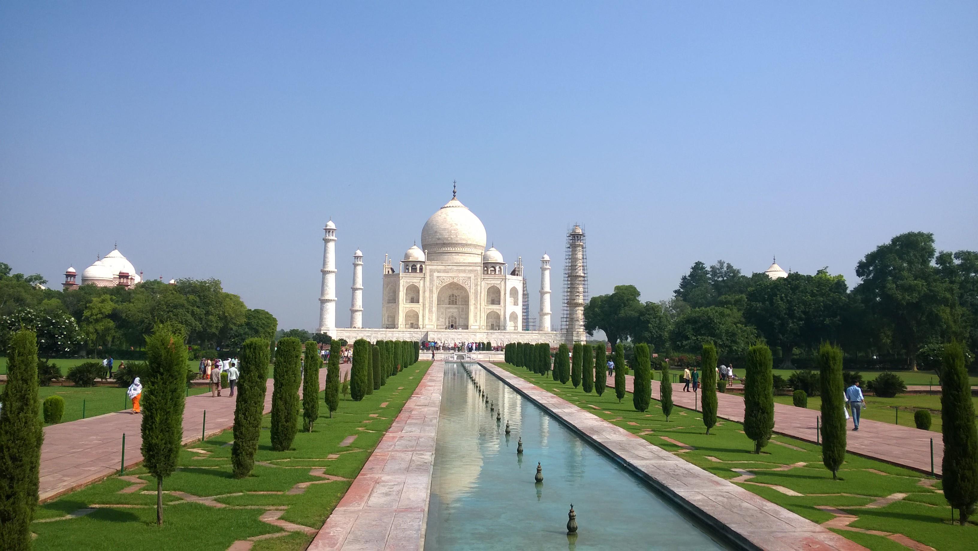 HQ Taj Mahal Wallpapers | File 1030.37Kb