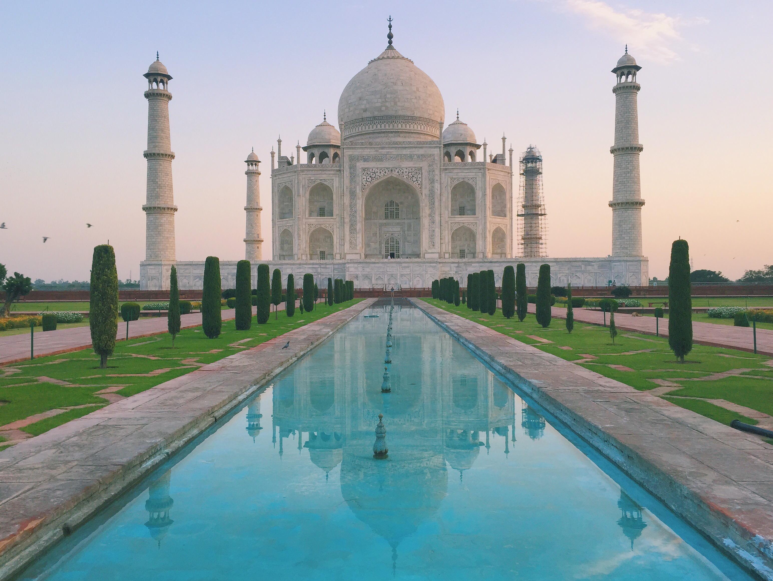 3089x2319 > Taj Mahal Wallpapers