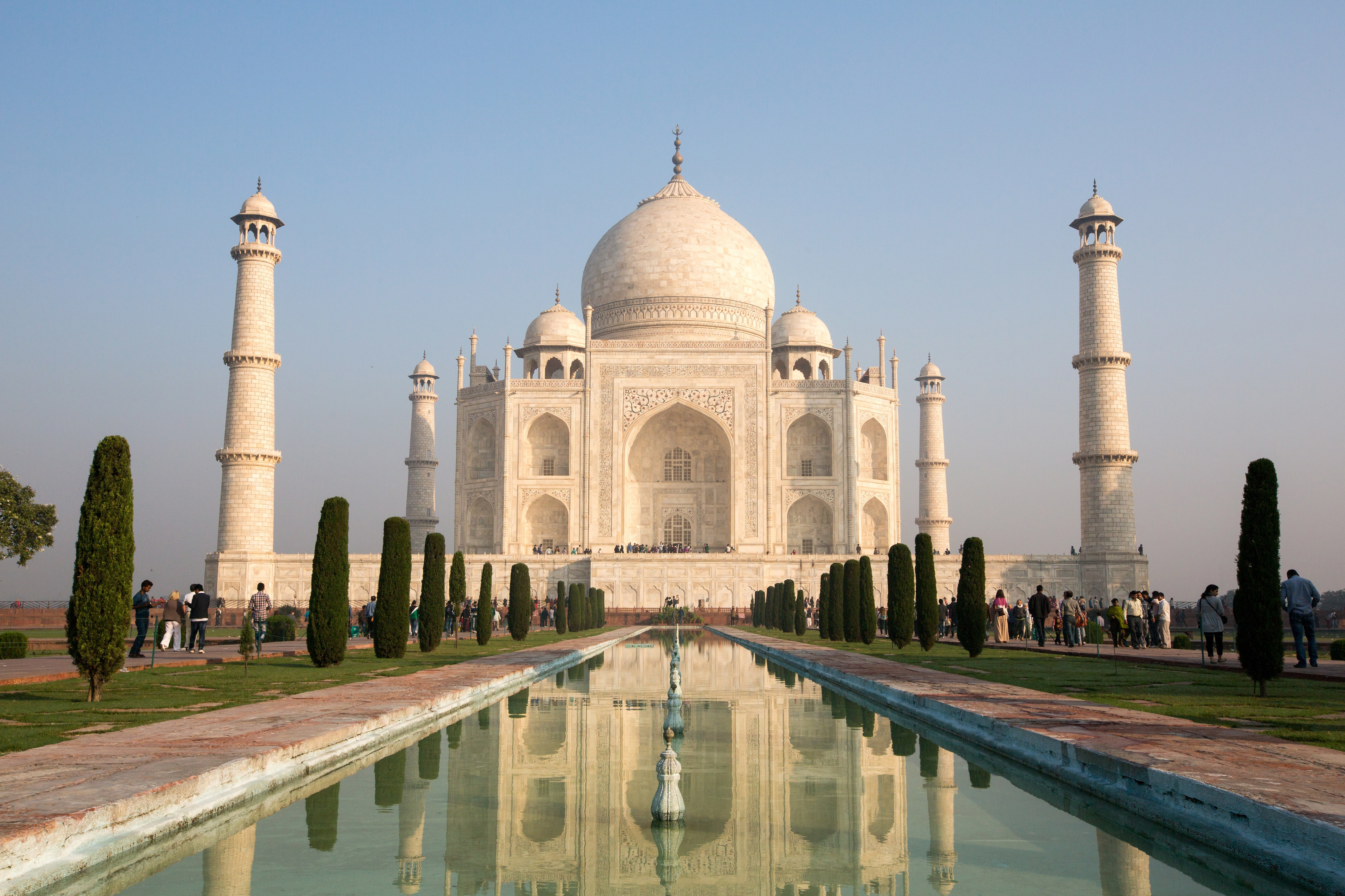 Images of Taj Mahal | 5600x3733