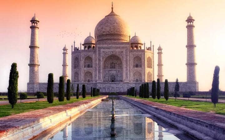 Taj Mahal High Quality Background on Wallpapers Vista