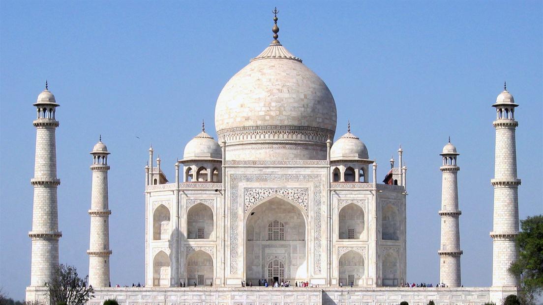 HQ Taj Mahal Wallpapers | File 91.85Kb