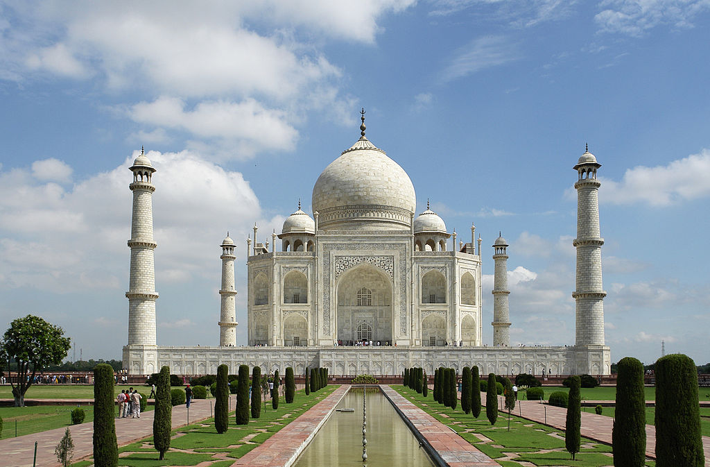 1024x673 > Taj Mahal Wallpapers