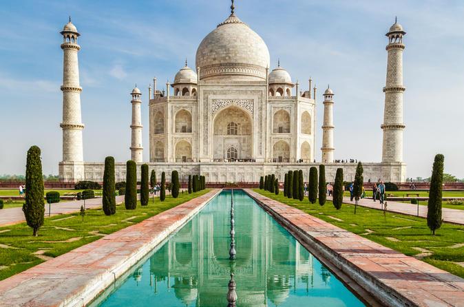 HD Quality Wallpaper | Collection: Artistic, 674x446 Taj Mahal