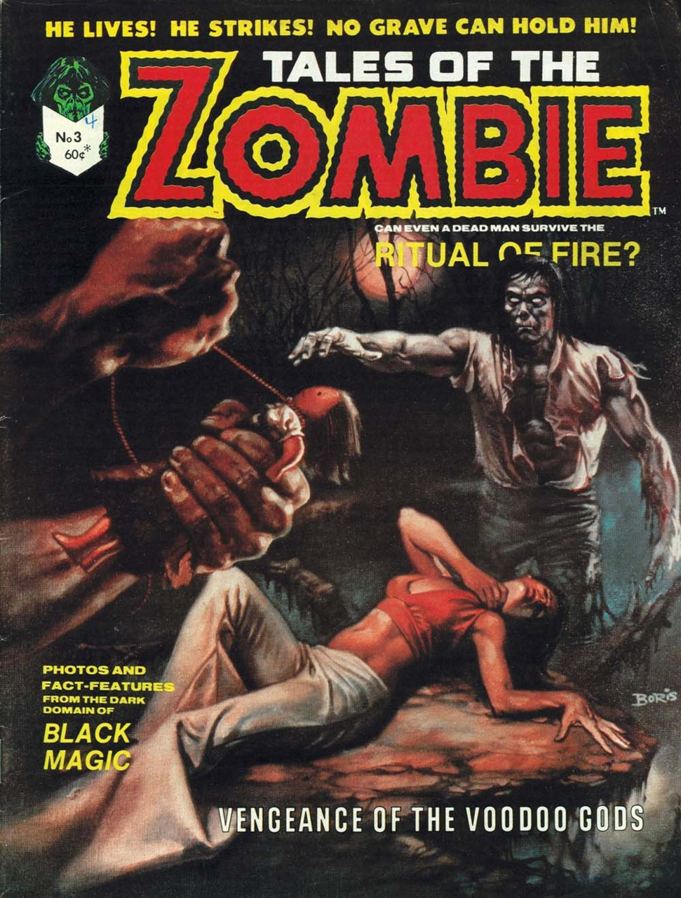 HD Quality Wallpaper | Collection: Comics, 971x1280 Tales Of The Zombie