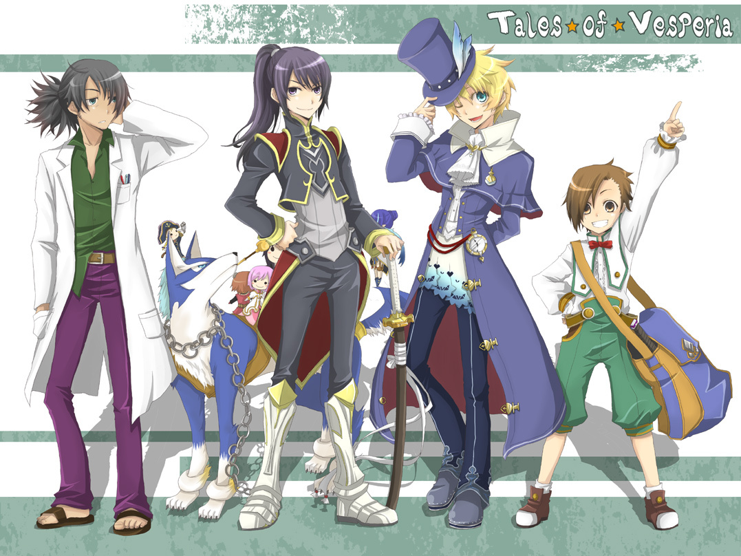 Tales Of Vesperia Wallpapers Anime Hq Tales Of Vesperia Pictures