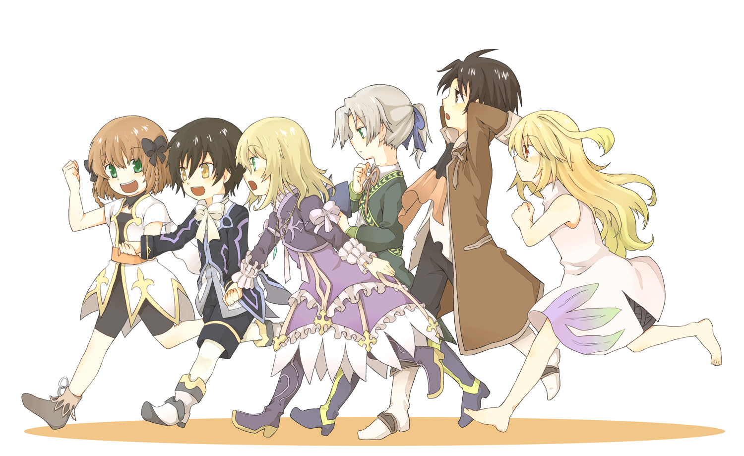 Tales Of Xillia Wallpapers Anime Hq Tales Of Xillia Pictures