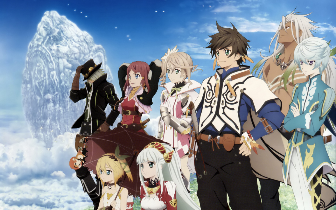 Tales Of Zestiria Wallpapers Video Game Hq Tales Of Zestiria