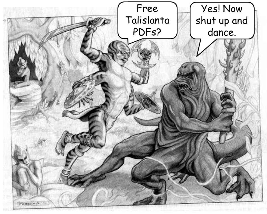 Images of Talislanta | 925x744