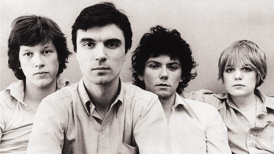 Nice Images Collection: Talking Heads Desktop Wallpapers