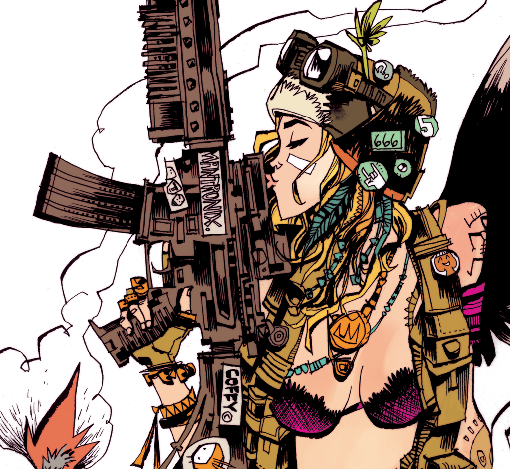 Amazing Tank Girl Pictures & Backgrounds