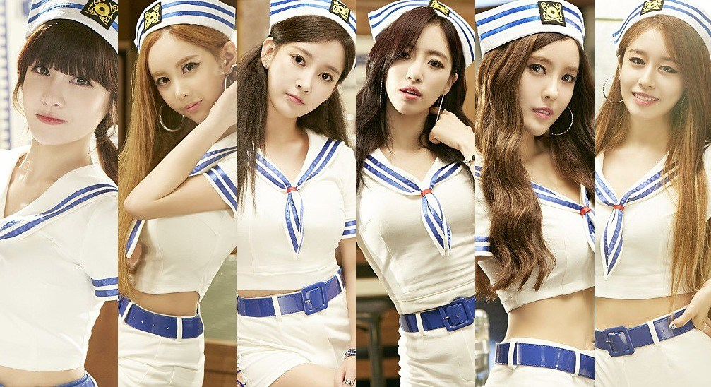 HD Quality Wallpaper | Collection: Music, 1007x548 T-ara