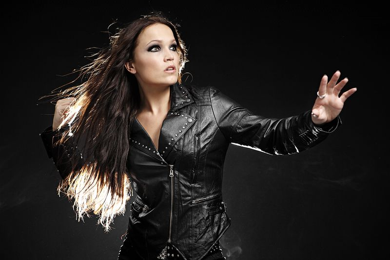 HD Quality Wallpaper | Collection: Music, 800x533 Tarja