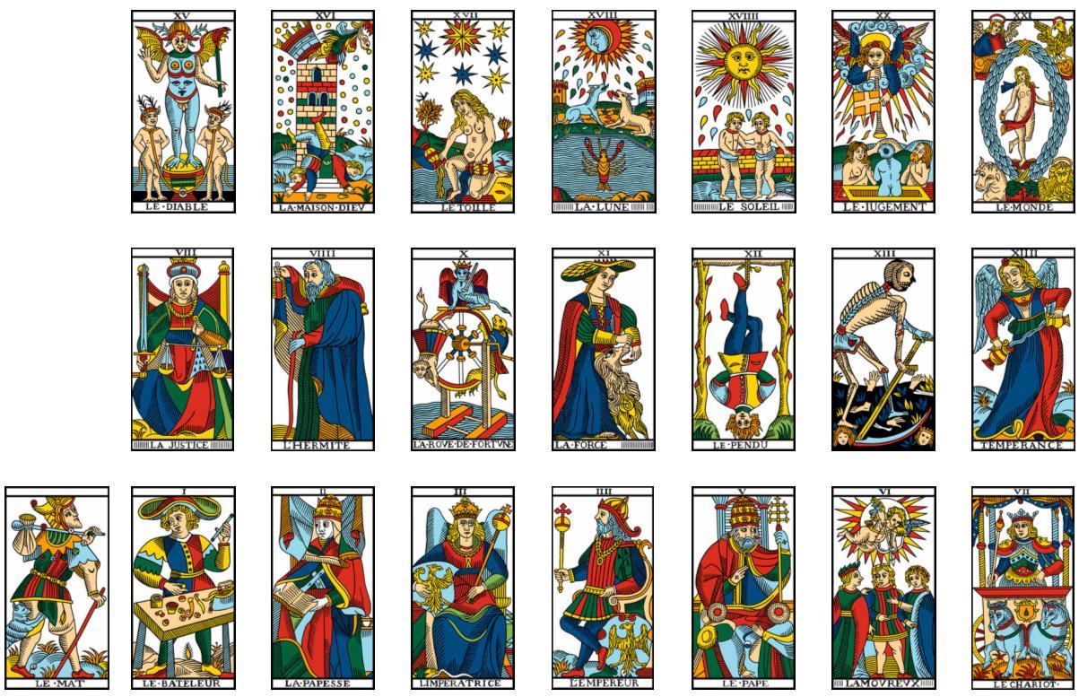 Nice wallpapers Tarot 1203x777px
