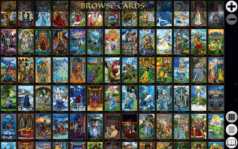 1440x900 > Tarot Wallpapers