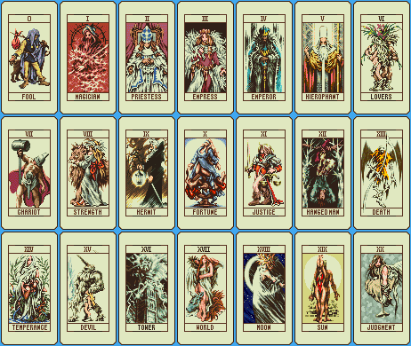 HQ Tarot Cards Wallpapers | File 39.81Kb