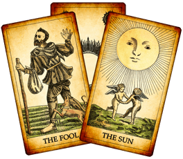 Nice Images Collection: Tarot Cards Desktop Wallpapers