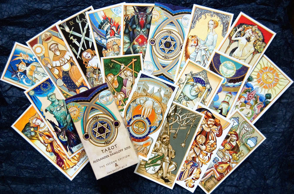Tarot Pics, Music Collection