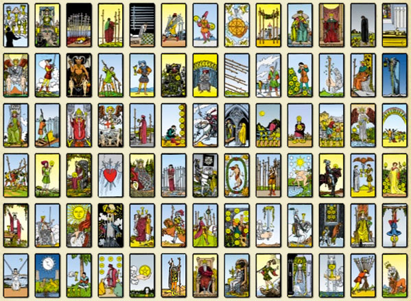 Nice Images Collection: Tarot Desktop Wallpapers