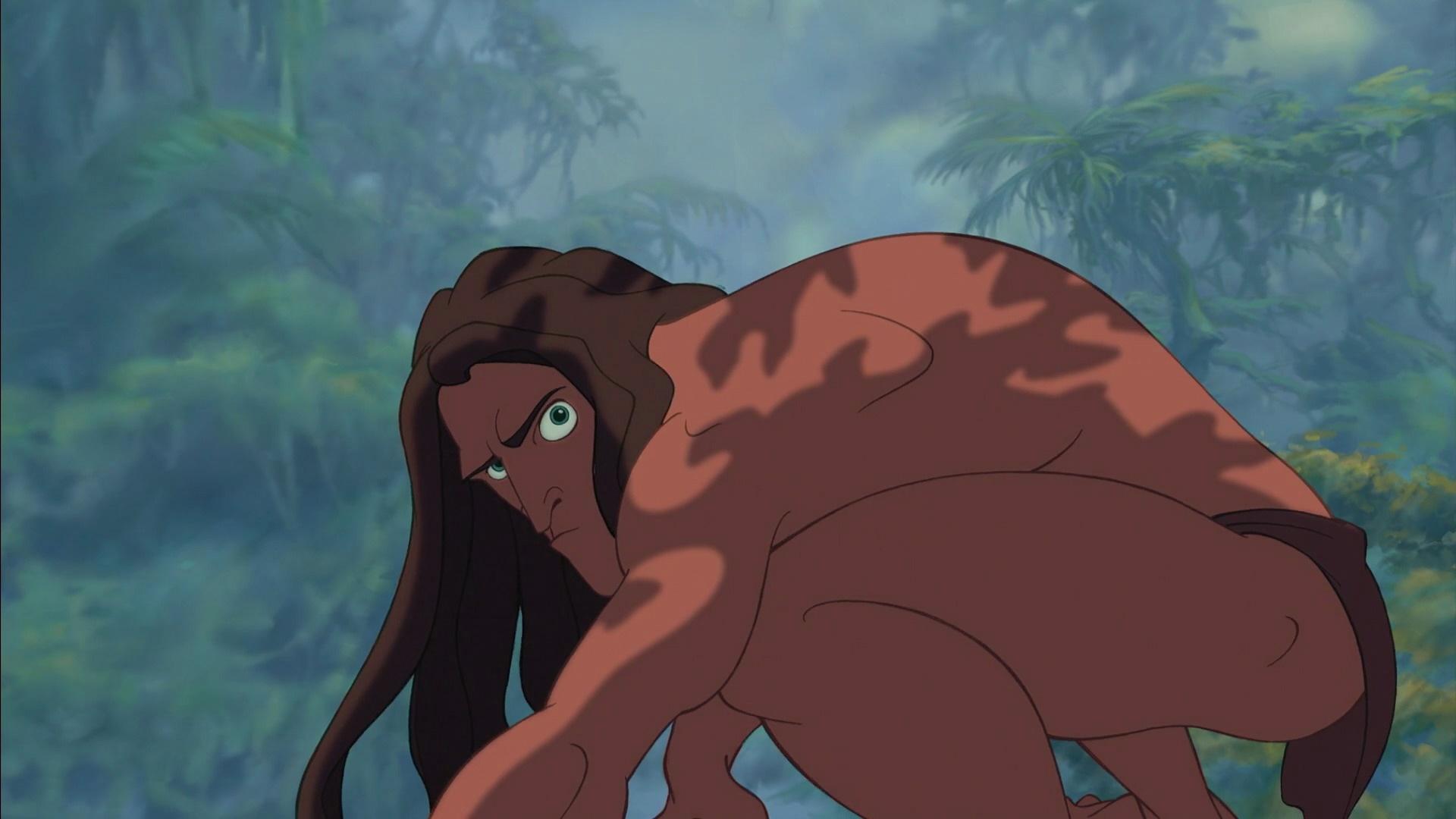 Nice Images Collection: Tarzan Desktop Wallpapers
