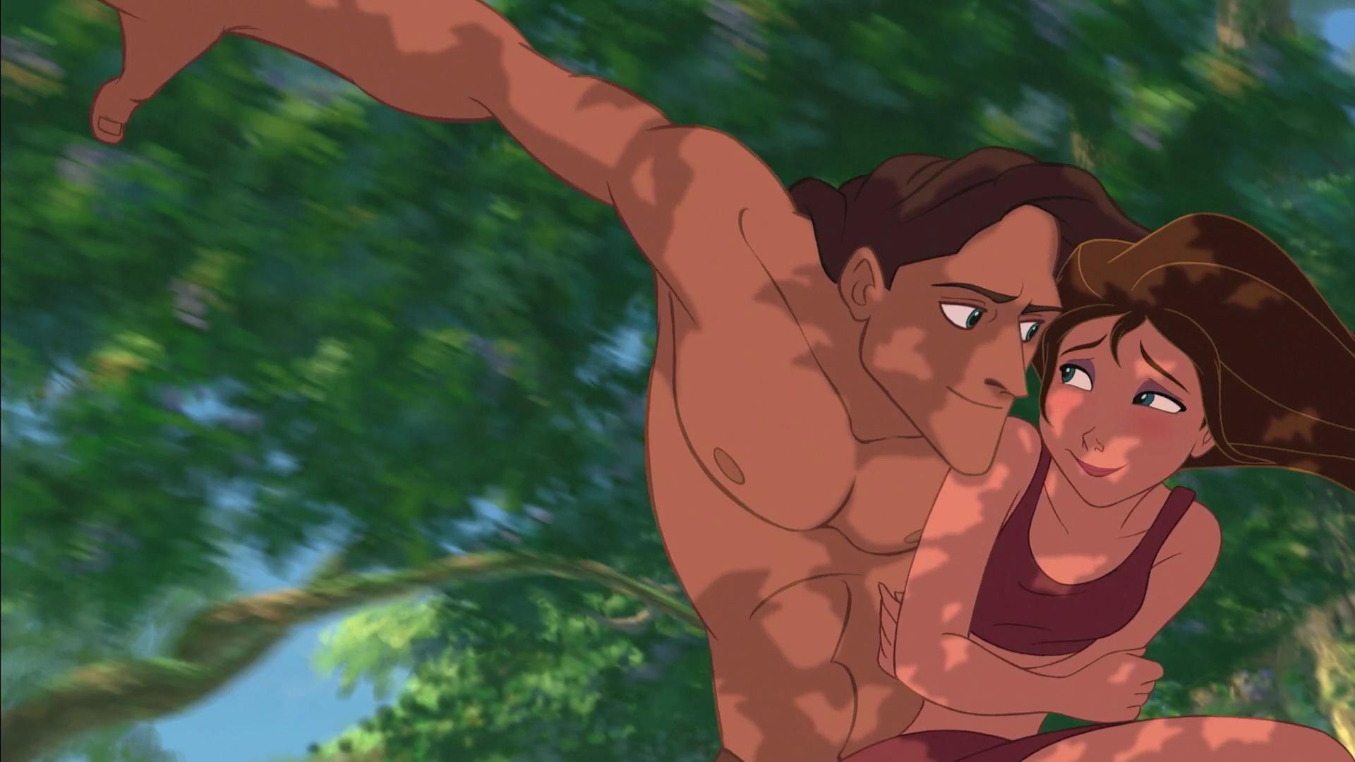 Tarzan Backgrounds on Wallpapers Vista