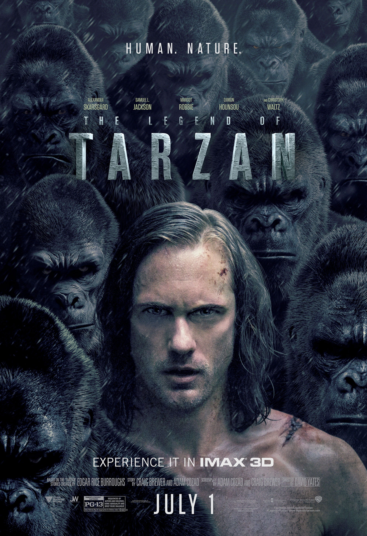2000x2917 > Tarzan Wallpapers