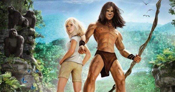 Tarzan Backgrounds, Compatible - PC, Mobile, Gadgets| 600x316 px