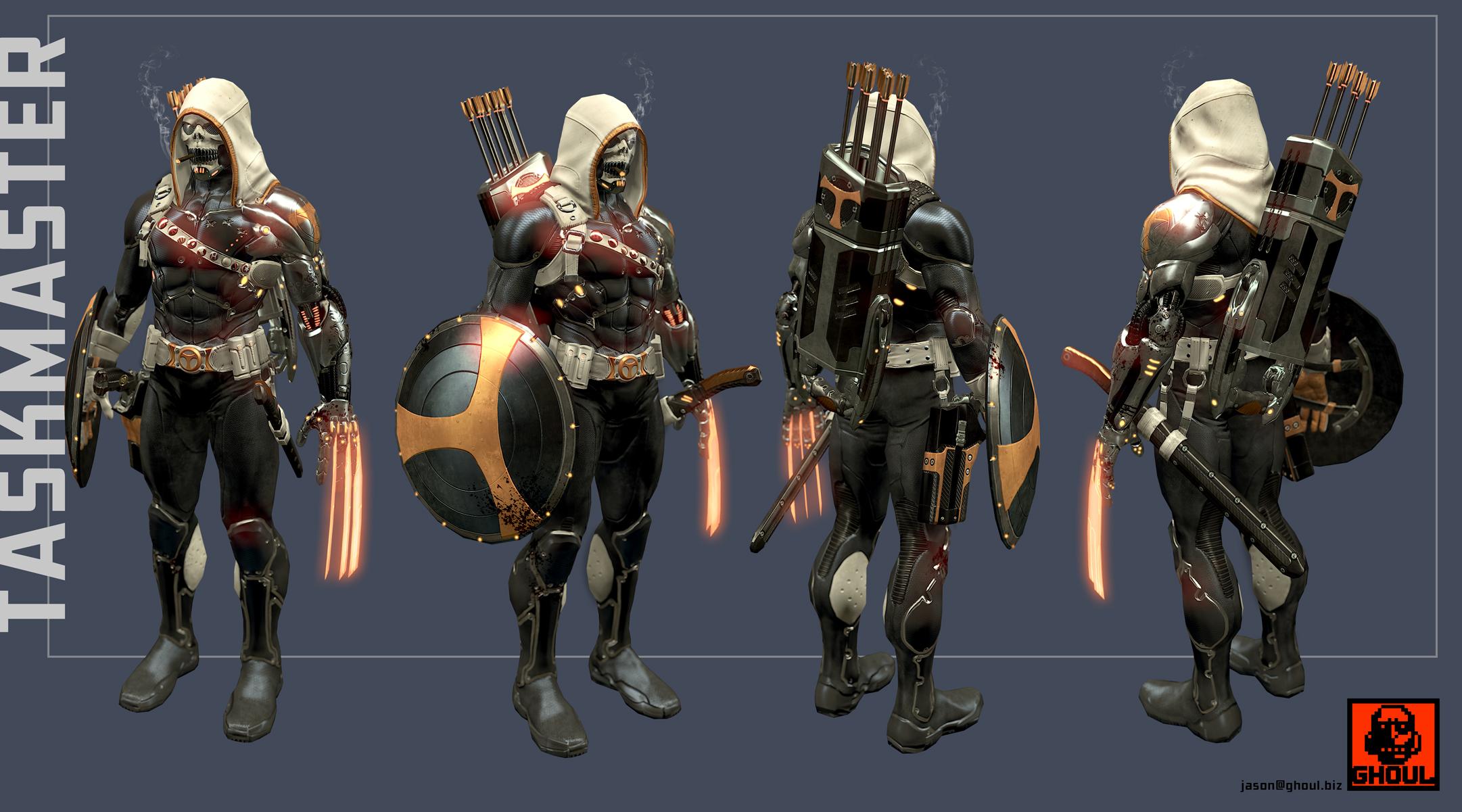 Taskmaster Backgrounds on Wallpapers Vista