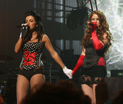 Nice wallpapers T.A.T.u. 433x365px