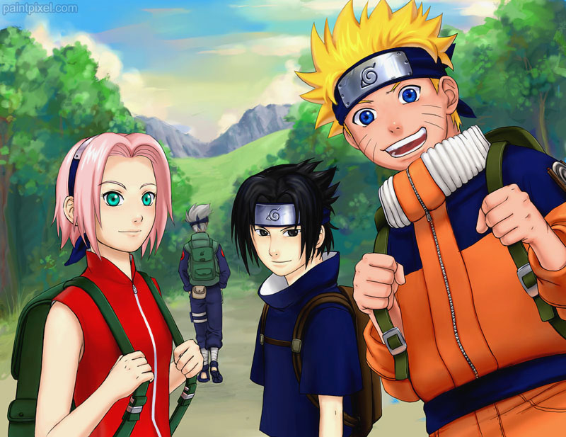 HQ Team Seven Wallpapers | File 152.48Kb