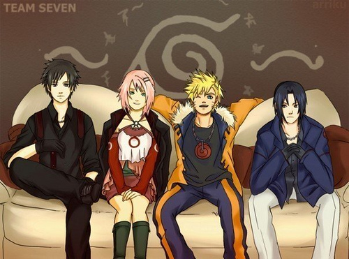 Amazing Team Seven Pictures & Backgrounds