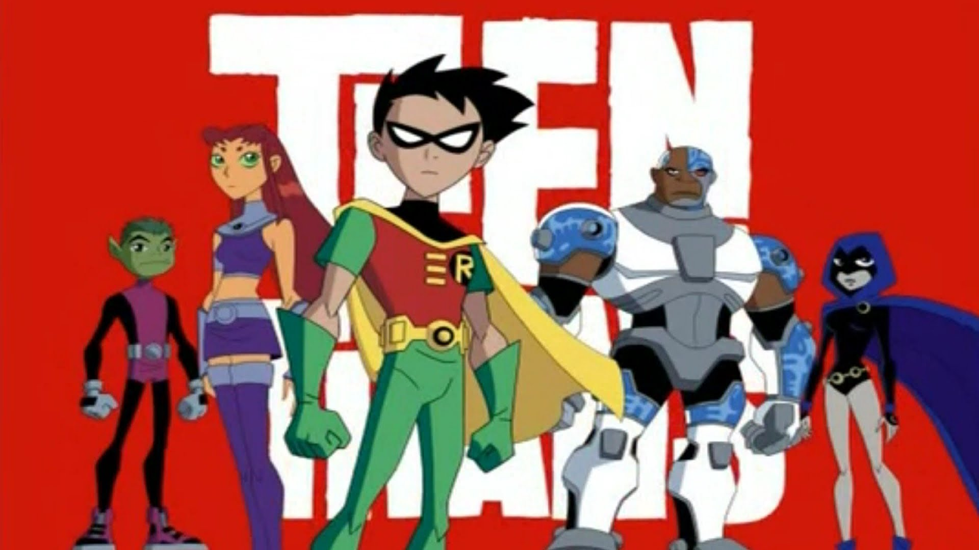 Amazing Teen Titans Pictures & Backgrounds