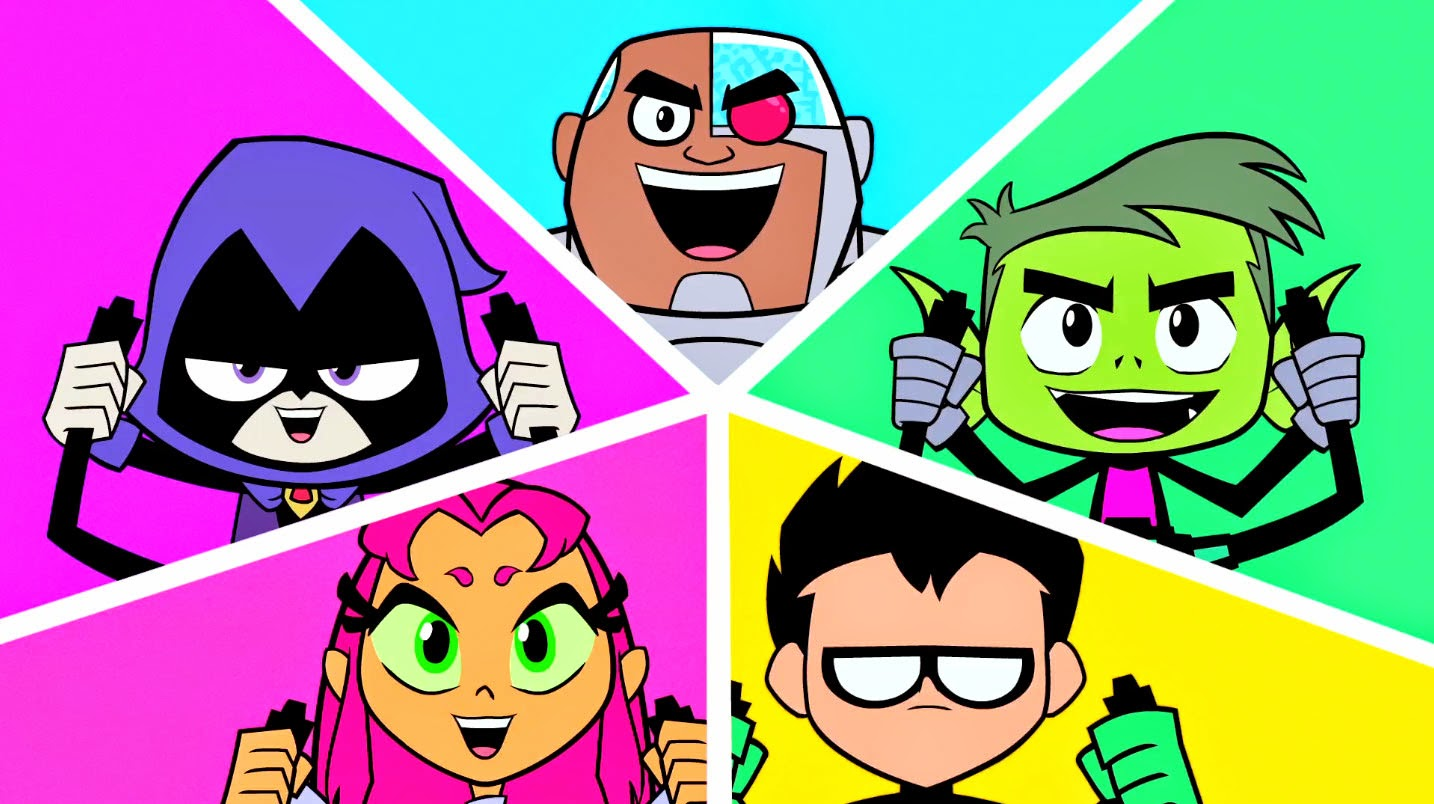 Teen Titans Go! High Quality Background on Wallpapers Vista