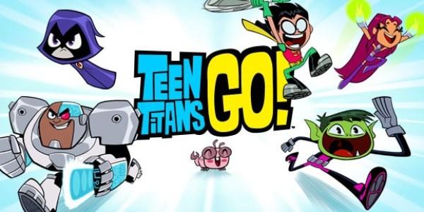 Teen Titans Go! Pics, Comics Collection