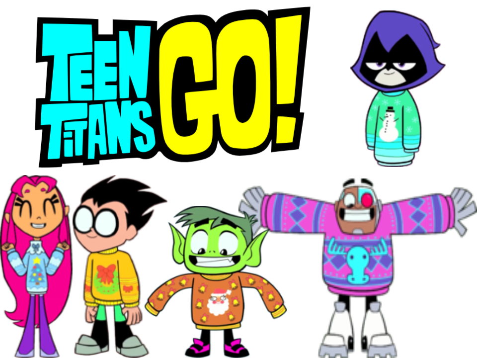 Amazing Teen Titans Go! Pictures & Backgrounds