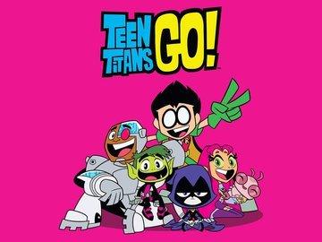 Teen Titans Go! Backgrounds, Compatible - PC, Mobile, Gadgets| 360x270 px
