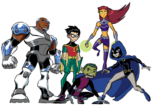 Teen Titans High Quality Background on Wallpapers Vista